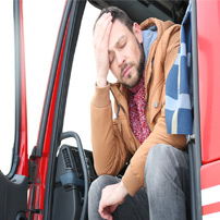 Columbia Truck Accident Lawyers: Truck Drivers' Health