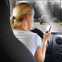 Columbia Car Accident Lawyers: MIT Distracted Driving Study