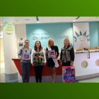 South Carolina Personal Injury Law Firm, Chappell Smith & Arden, Make St. Patrick's Day Delivery to Children's Hospital
