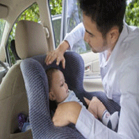 Columbia Car Accident Lawyers advise parents on car seat safety.