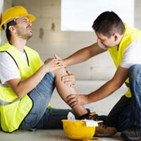 Columbia Workers' Compensation Lawyers discuss workplace slip and falls.