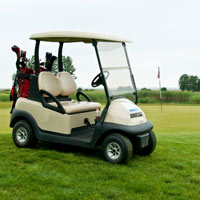 Columbia Car Accident Lawyers weigh in on golf cart dangers wgich could lead to golf cart accidents.