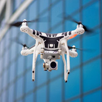Columbia Car Accident Lawyers discuss the use of drones to investigate and determine details of car accident claims.
