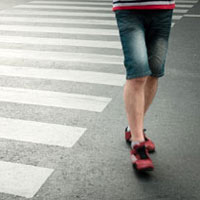 Columbia Car Accident Lawyers discuss safety recommendations to reduce pedestrian accidents.