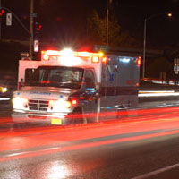 Columbia Car Accident Lawyers discuss emergency vehicle accidents.
